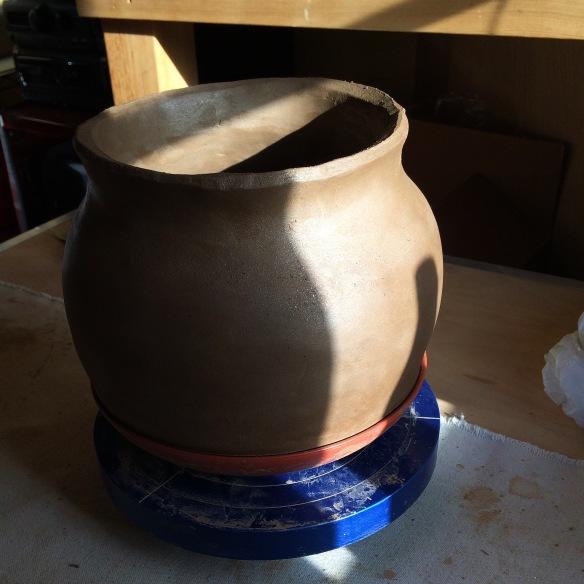 KCs pot in light